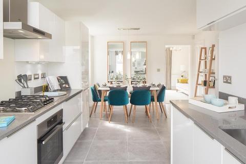 3 bedroom end of terrace house for sale - Plot 17, Ashurst at Quarter Jack Park, Leigh Road, Wimborne, WIMBORNE BH21