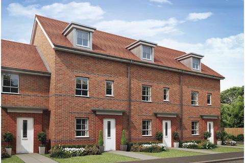 4 bedroom end of terrace house for sale - Plot 256, Woodcote at Barratt Homes Eagles' Rest, Burney Drive, Wavendon MK17
