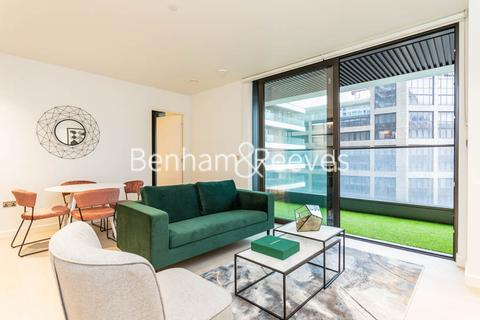 1 bedroom apartment to rent - Wardian, Canary Wharf, E14