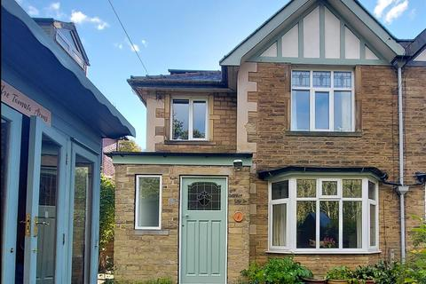 4 bedroom semi-detached house for sale - Hillcroft, Stubbing Drive, Hebden Bridge