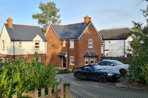 3 bedroom detached house for sale - Ringwood Road, St Ives, BH24 2NY