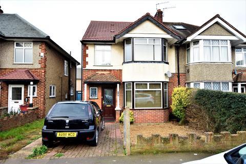 4 bedroom semi-detached house for sale - Carlton Avenue, Feltham, Middlesex, TW14