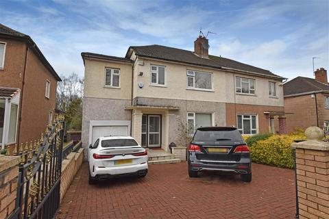 5 bedroom semi-detached house for sale - 142 Maxwell Drive, Pollokshields
