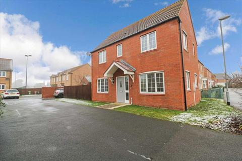 3 bedroom detached house for sale - Pavillion Gardens, Lincoln