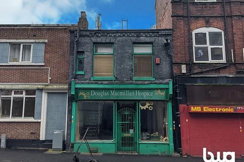 Retail property (high street) for sale - High Street, Tunstall, Stoke-on-Trent, ST6 5TT