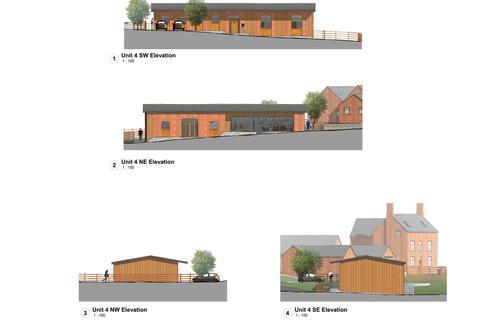 4 bedroom detached house for sale - Wood Farm, Boylestone, Ashbourne, DE6