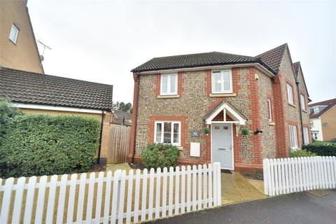 3 bedroom semi-detached house for sale - Hundred Acre Way, Red Lodge, Bury St. Edmunds, Suffolk, IP28