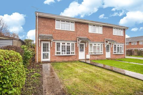 2 bedroom end of terrace house for sale - Juxon Close, Chichester, PO19