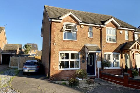 2 bedroom semi-detached house for sale - Ward Gardens, Harold Wood