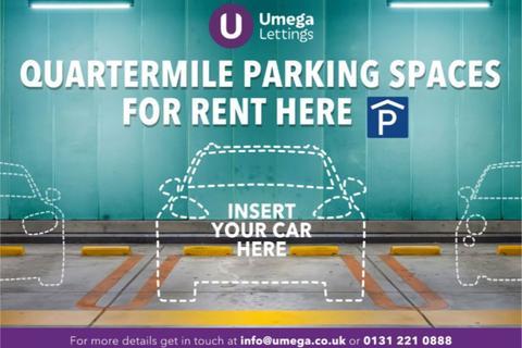 Parking to rent - Simpson Loan, Quartermile, Edinburgh, EH3 9AU