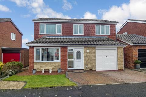 4 bedroom detached house for sale - Blackdene, Ashington, Northumberland, NE63 8TL