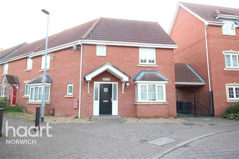 3 bedroom semi-detached house - Norwich