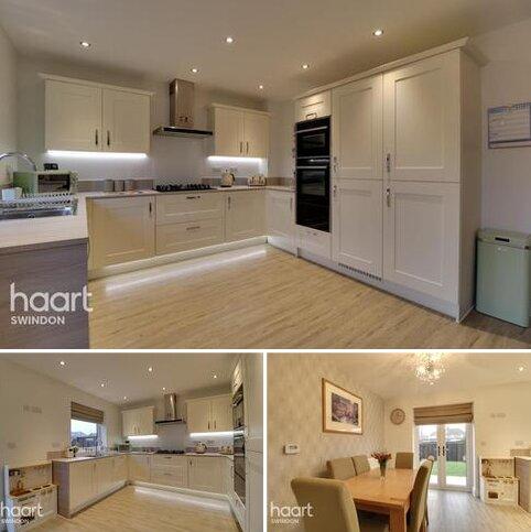 4 bedroom detached house for sale - Minerva Heights, Swindon
