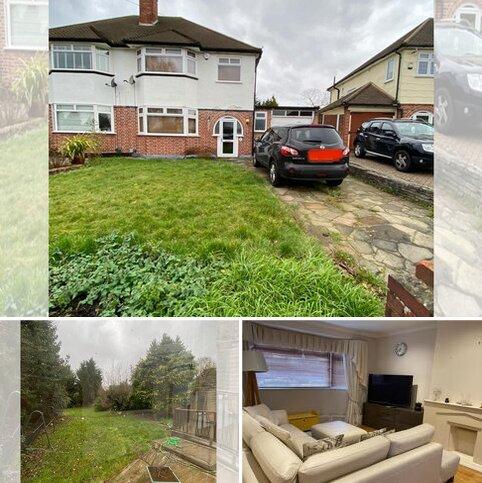 3 bedroom semi-detached house to rent - London, SE9
