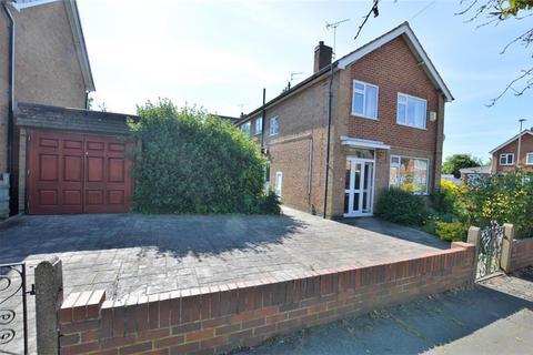3 bedroom semi-detached house for sale - Skelton Drive, Leicester, LE2 6JP