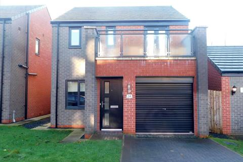 3 bedroom detached house to rent - MADDISON COURT, DURHAM CITY, Durham City, DH1 5ZT
