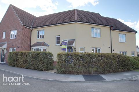 3 bedroom terraced house for sale - Sycamore Drive, Bury St Edmunds