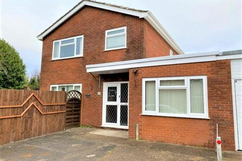 5 bedroom link detached house to rent - 12 King George Court Derwen fawr Sketty Swansea