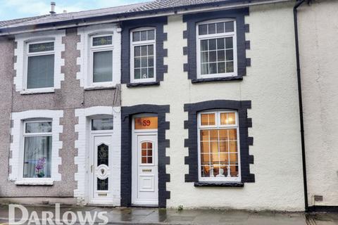 2 bedroom terraced house for sale - Ynysangharad Road, Pontypridd