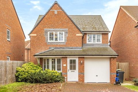 3 bedroom detached house - Vespasian Way, North Hykeham, LN6