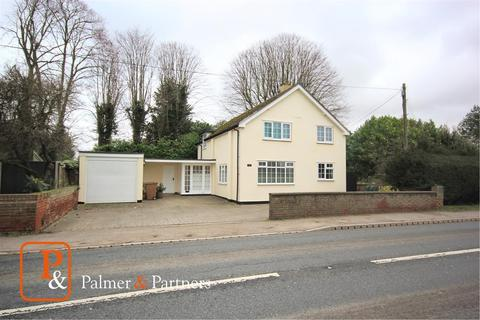 3 bedroom detached house for sale - Chapel Cottage, Sudbury Road, Newton