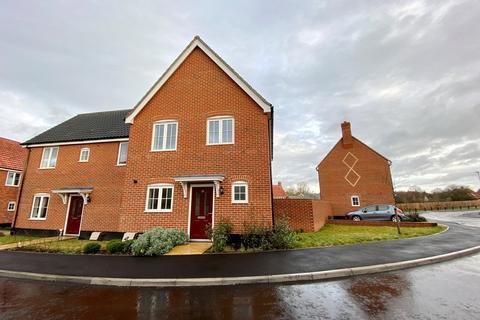 3 bedroom semi-detached house for sale - Braithwaite Road, Long Melford