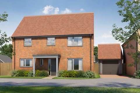3 bedroom detached house for sale - Stackyard Green, Woolpit