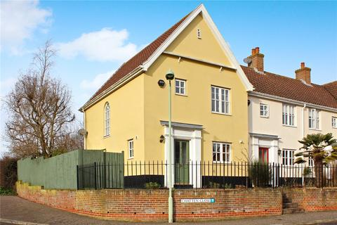 3 bedroom end of terrace house for sale - Chatten Close, Wrentham, Beccles, Suffolk, NR34