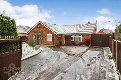 3 bedroom detached bungalow for sale - Harvey Street, Watton, Thetford