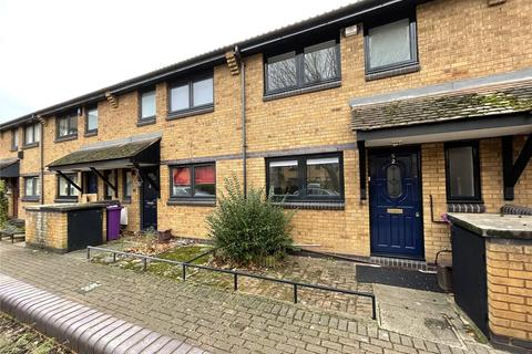 3 bedroom terraced house to rent - Taeping Street, Canary Wharf, E14