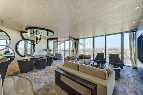 3 bedroom apartment for sale - The Tower, One St George Wharf, London