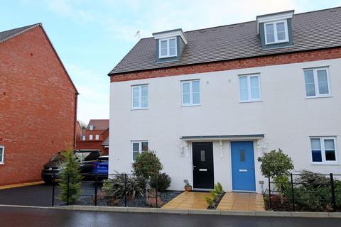 3 bedroom semi-detached house - Conran Place, Barlaston