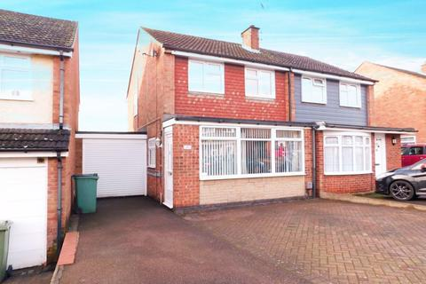 3 bedroom semi-detached house for sale - Kipling Drive, Enderby, Leicestershire