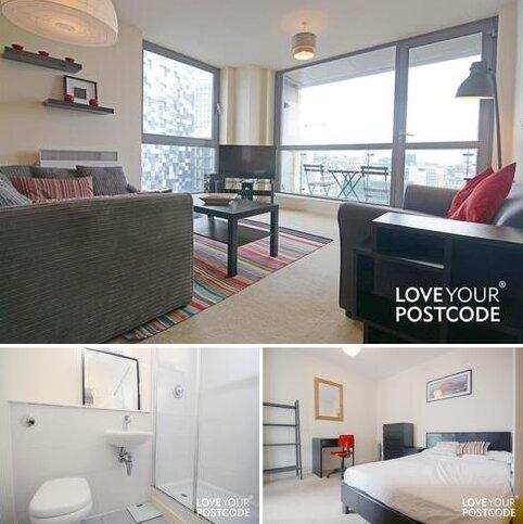 2 bedroom flat to rent - Centenary Plaza, Holliday Street, Birmingham, B1