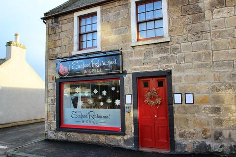 Restaurant for sale - 79 Clifton Road, Lossiemouth, IV31