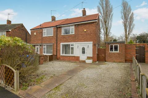 2 bedroom semi-detached house for sale - Beacon Close, Hessle