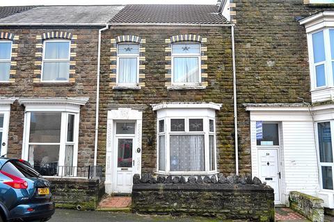 3 bedroom terraced house for sale - Trafalgar Place, Brynmill, Swansea