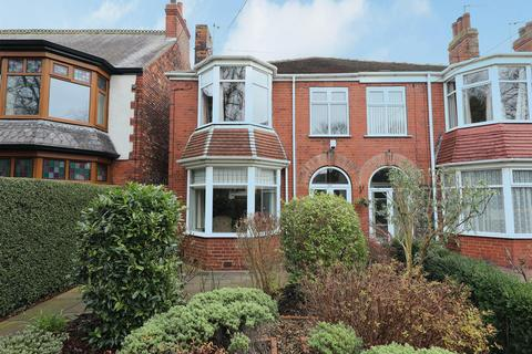 4 bedroom semi-detached house for sale - Beverley Road, Hull