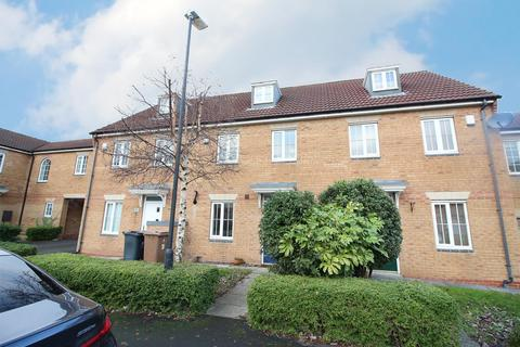 3 bedroom townhouse for sale - Westbury Court, Newcastle Upon Tyne