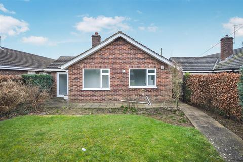 3 bedroom bungalow for sale - Home Close, Bracebridge Heath, Lincoln