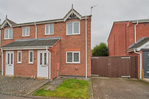 3 bedroom semi-detached house for sale - Hadrian Close, Hinckley