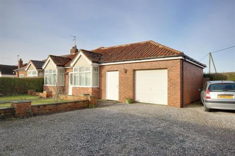 3 bedroom semi-detached bungalow for sale - Newport Road, North Cave