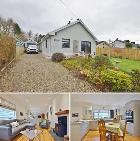 4 bedroom detached bungalow for sale - Llanstadwell, Milford Haven