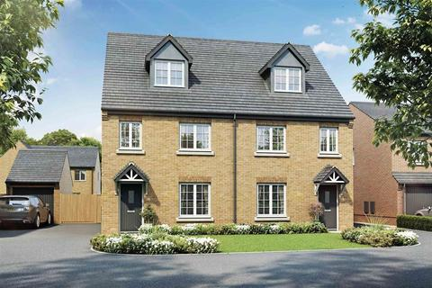 4 bedroom semi-detached house for sale - The Elliston - Plot 43 at Holly Hill II, West End Lane, New Rossington DN11