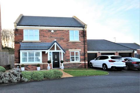 4 bedroom detached house for sale - The Darlings, Hart Village, Hartlepool