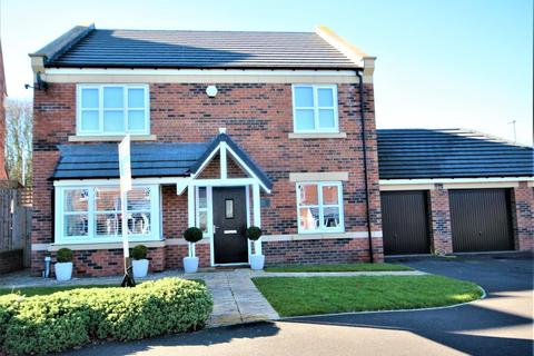 4 bedroom detached house for sale - The Darlings, Hart Village, Hartlepool