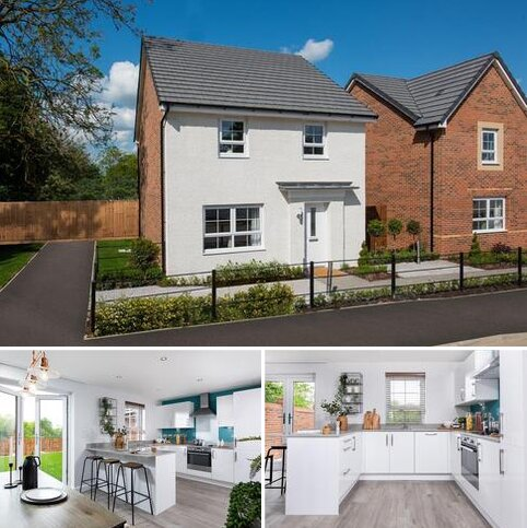 4 bedroom detached house for sale - Plot 1, Chester at Kingsley Meadows, Harrogate, Kingsley Rd, Harrogate, HARROGATE HG1