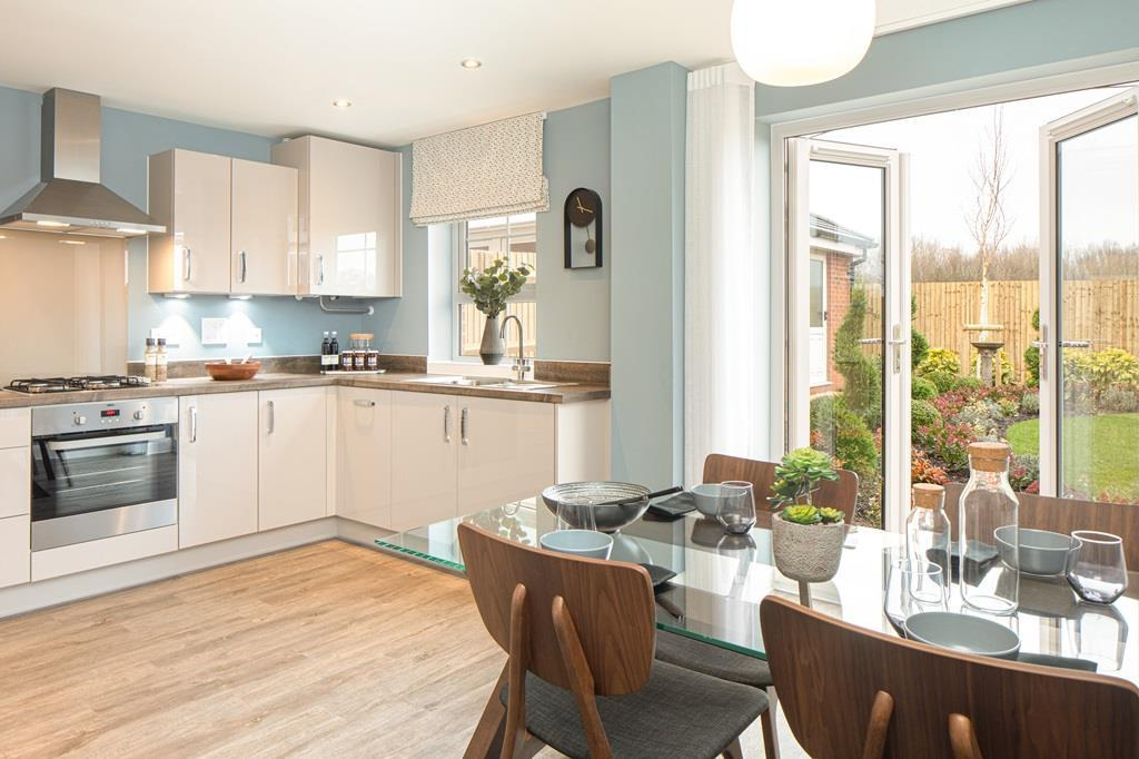 Kitchen and dining area maidstone, 3 bedroom home