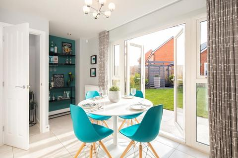 2 bedroom end of terrace house for sale - Plot 195, Roseberry at Madgwick Park, Madgwick Lane, Chichester, CHICHESTER PO18