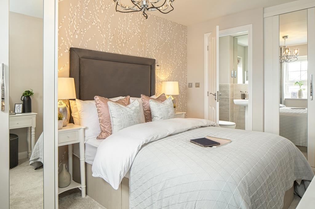 Maidstone internal bedroom